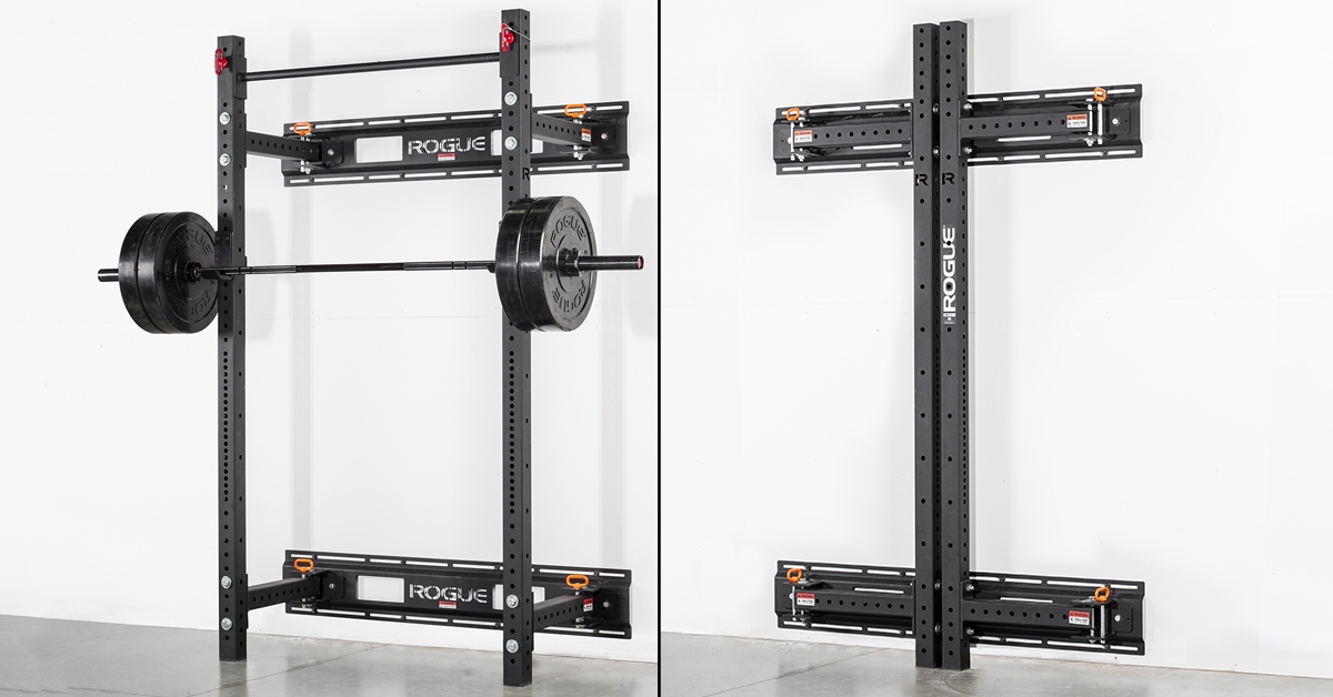 Rogue Rml 3w Fold Back Wall Mount Rack Made In The Usa
