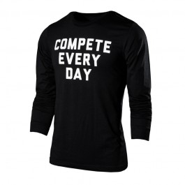 Compete Every Day Classic Longsleeve Tee