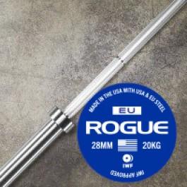 Rogue Euro 28MM Olympic Weightlifting Bar