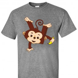 Rogue Kid's Monkey Shirt