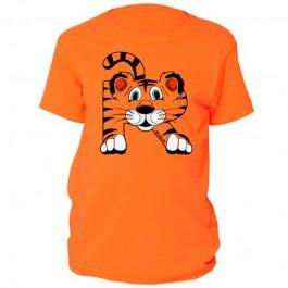 Rogue Kid's Tiger Shirt