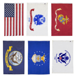 Military Gym Flags