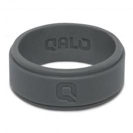 Qalo Men's Step Edge Q2X™ Silicone Ring
