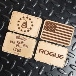 Rogue Leather Patches