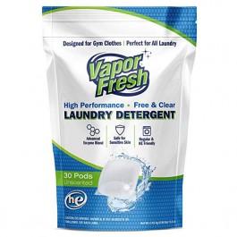 Vapor Fresh® Laundry Detergent Pods