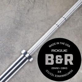 Rogue 25MM Women's B&R Bar 2.0